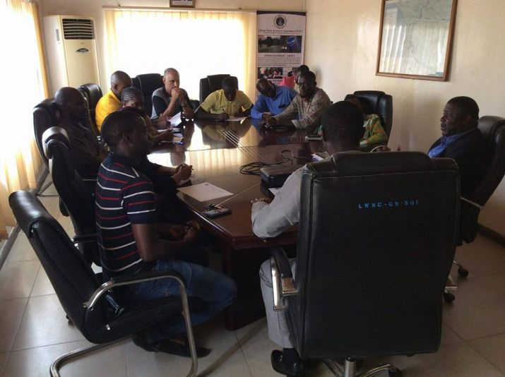 LWSC AND LWPA MAKE SIGNIFICANT BREAKTHROUGH ON BOREHOLES AND WELLS METERING